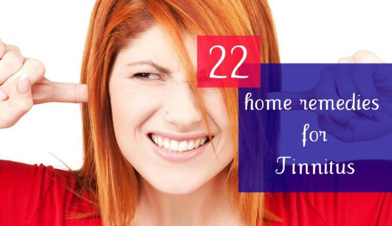 22 Remedios caseros para el tinnitus