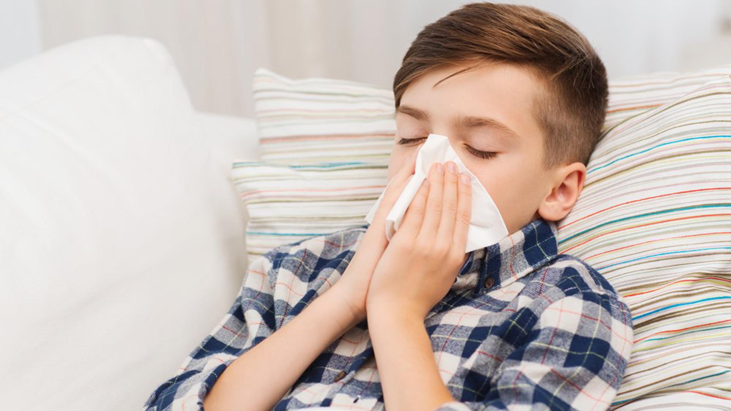 22 Remedios caseros para la tos en los niños