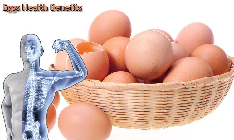 7 Beneficios para la salud de los huevos