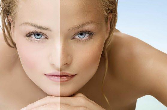 9 Fácil Remedios caseros para aclarar la piel