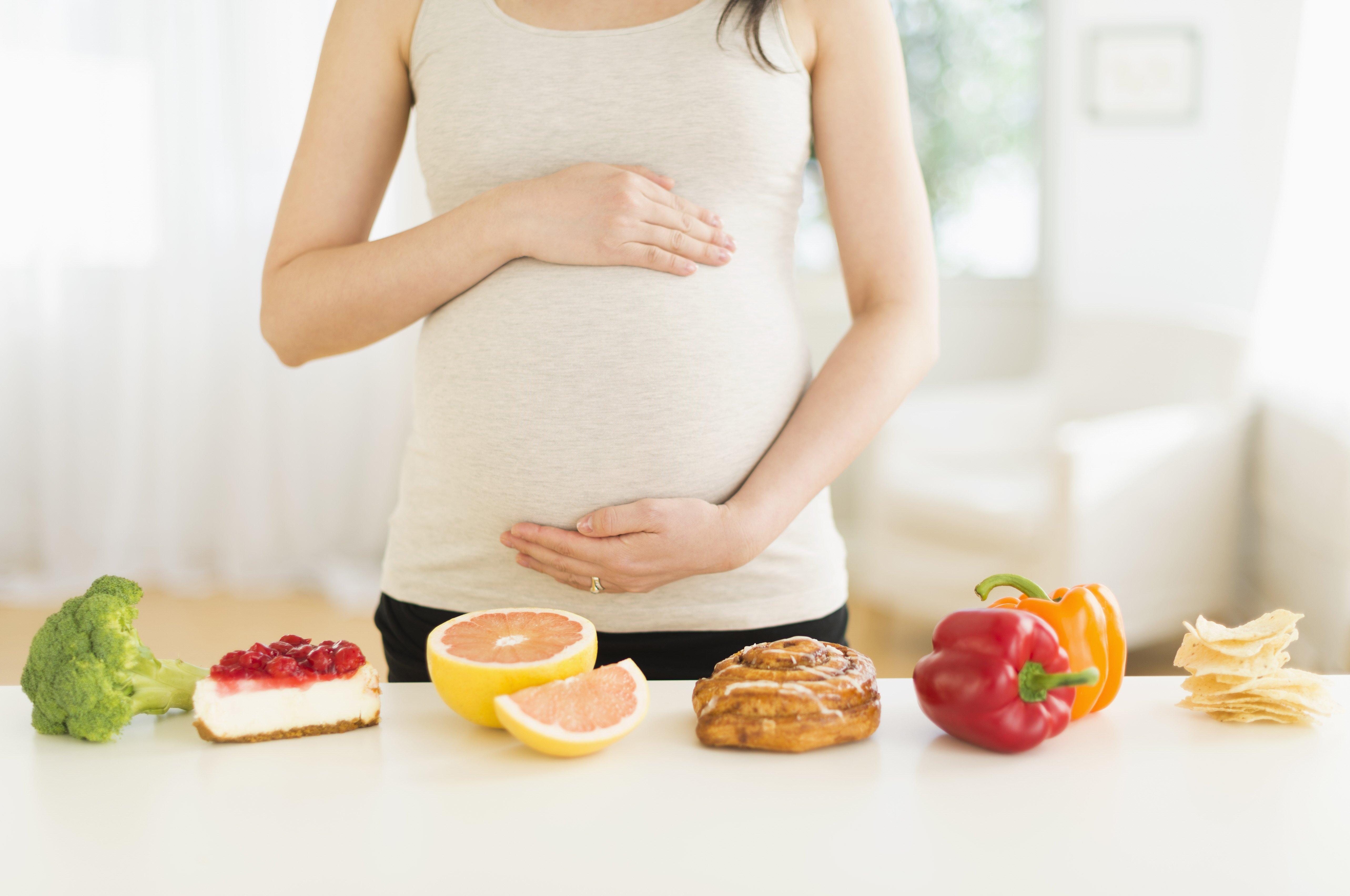 Alimentos para el Embarazo