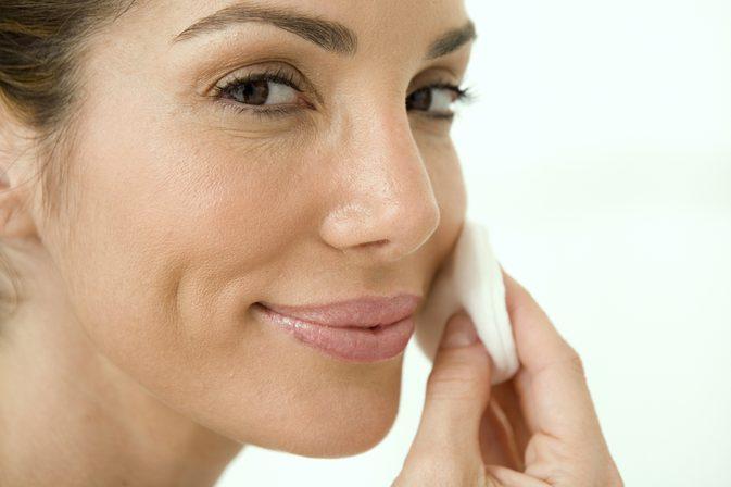 Cómo bajar el acné