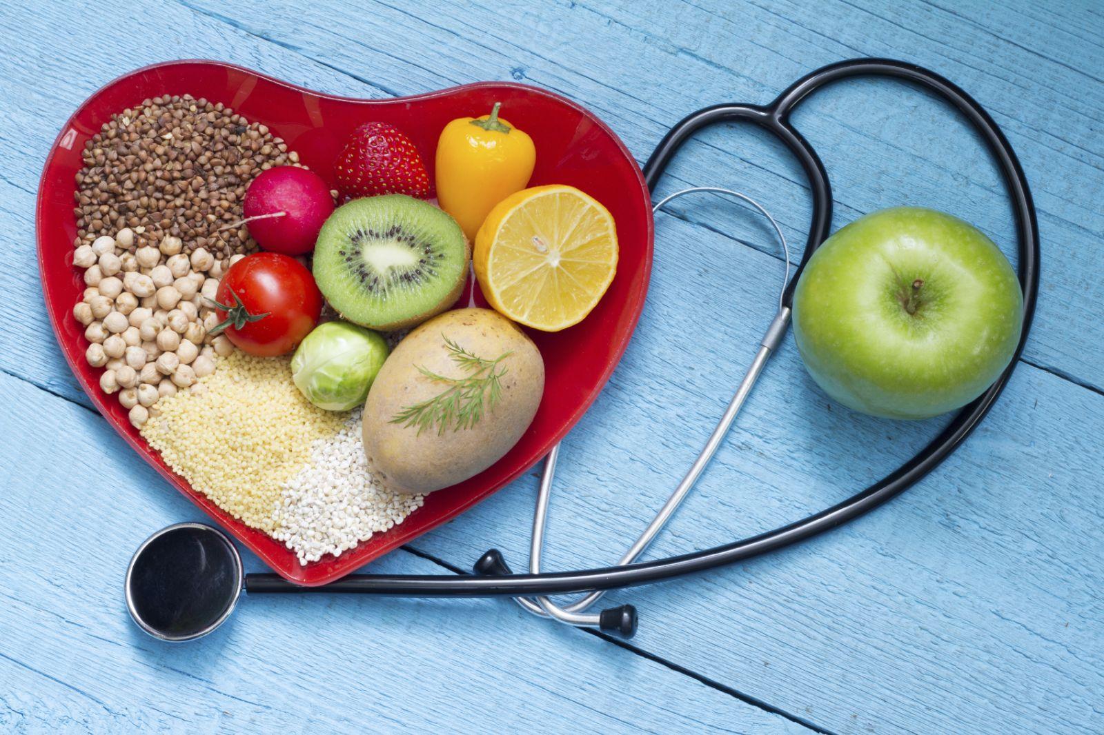 Cómo mantener su colesterol saludable