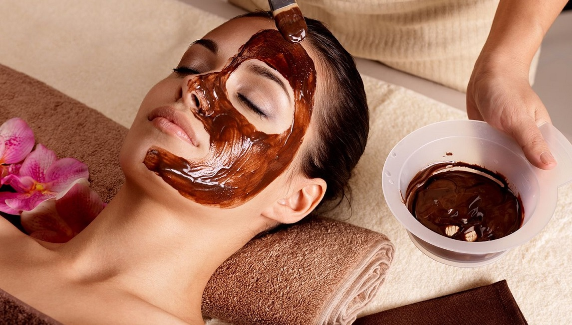 Chocolate Mascarilla