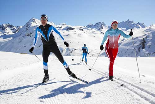 Cross – Country Skiing