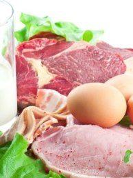 El colesterol a partir de productos de origen animal como la carne roja, huevos y leche entera (mantequilla, etc) es malo para usted