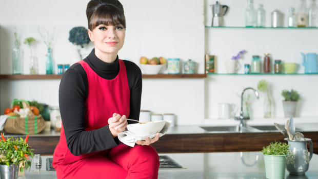 Gizzi Erskine consejos alimenticios saludables