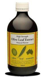 Olive Extracto de hoja (OLE)