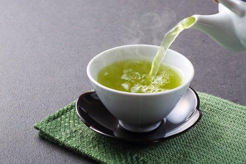 Personalizar su té verde