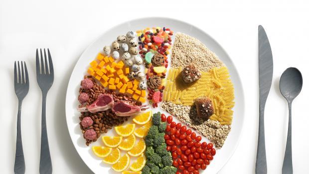 Son sus hábitos de dieta realmente tan saludable