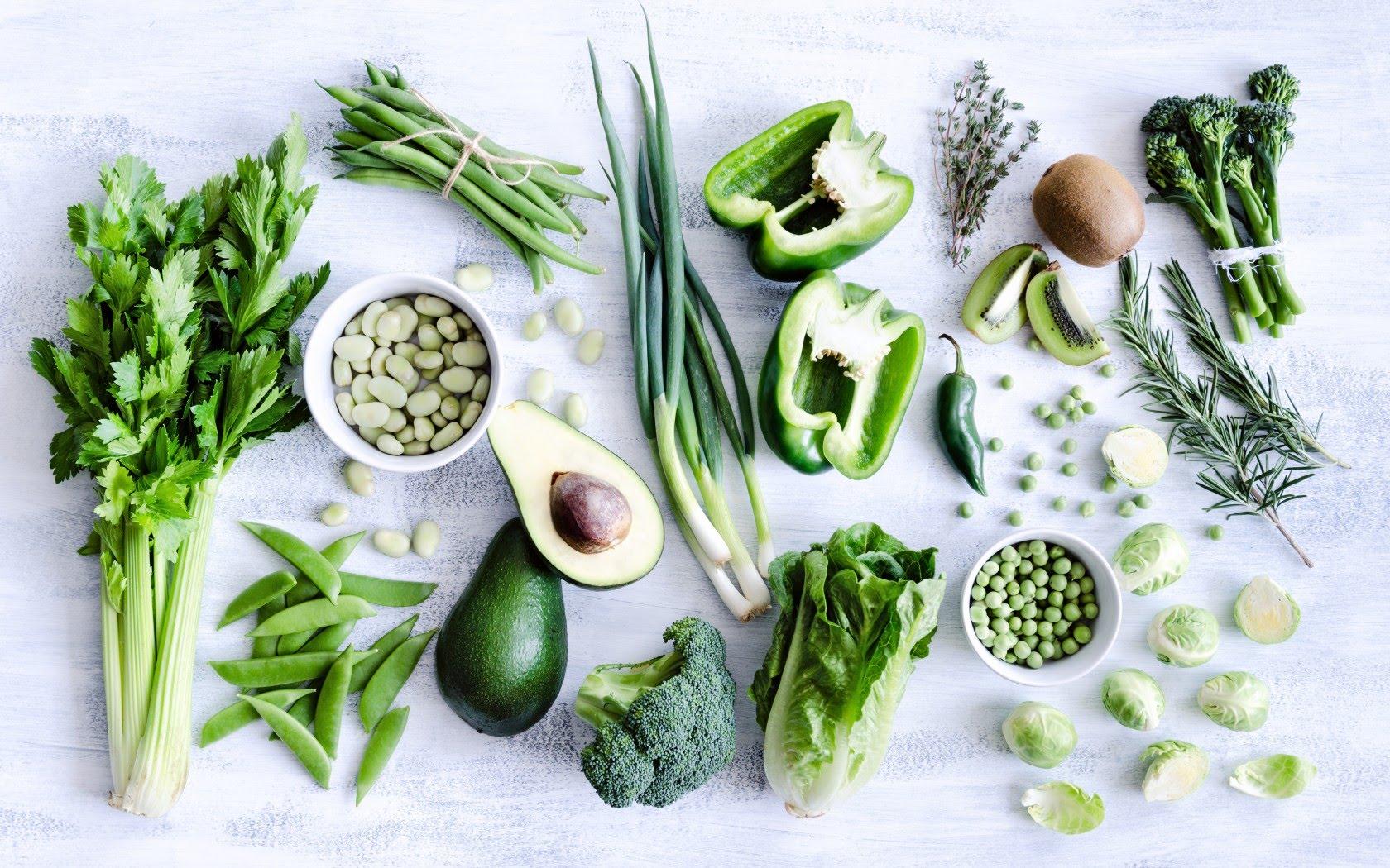 Verdes Alimentos