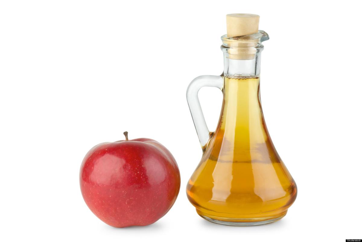 Vinagre de manzana para el acné: Cómo Utilizarlo