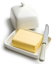 Y Mantequilla y colesterol