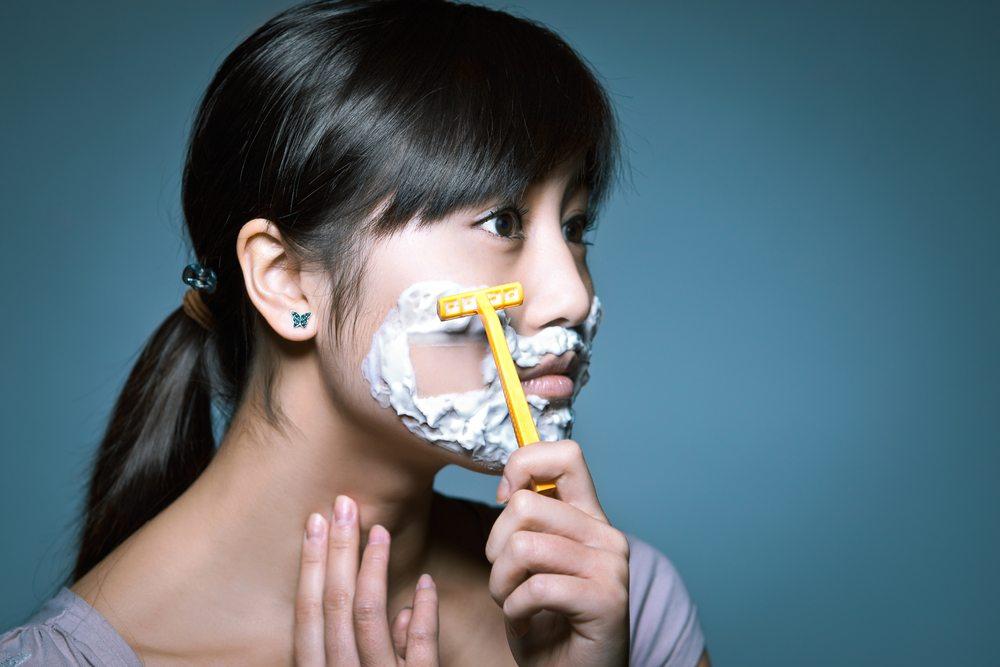 10 Remedios caseros para el pelo facial de Lucha contra el pelo indeseado