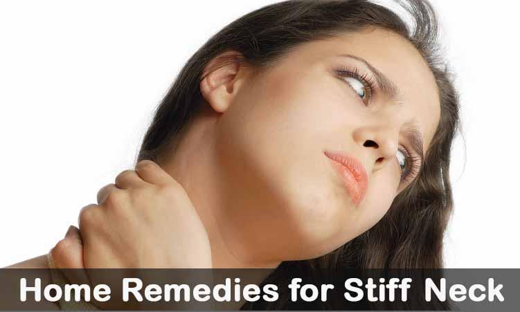 12 Remedios caseros para el cuello rígido