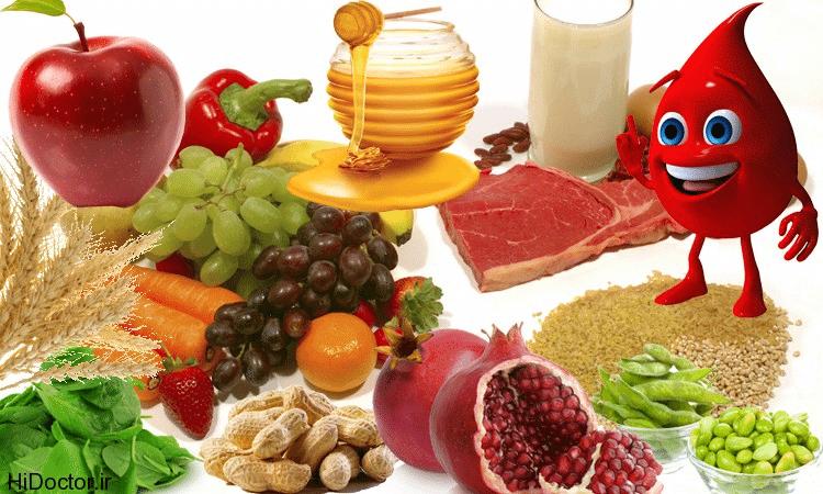 12 Super Foods de Lucha contra la anemia