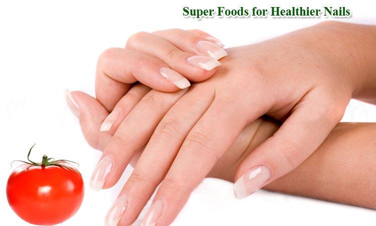 12 Super Foods para Uñas sanas