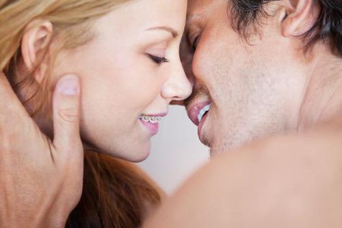 Cómo besarse con frenos