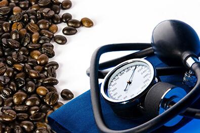 Café y presión arterial