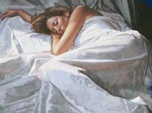 Las mujeres tienen sueños húmedos