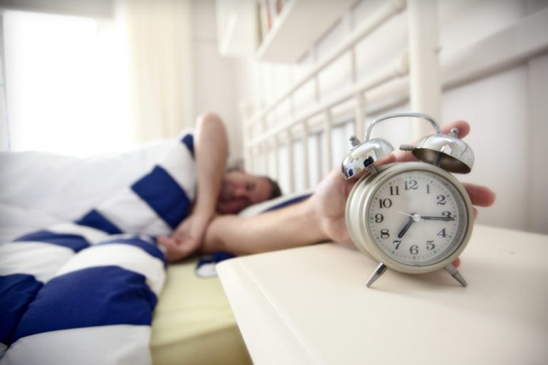 cómo levantarse por la mañana