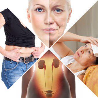 menopausia e histerectomía