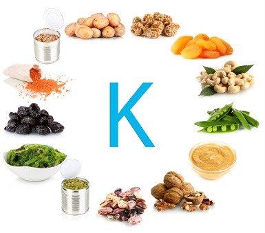 Beneficios de la vitamina K
