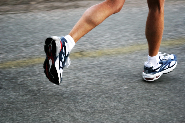 Correr 5 millas por día