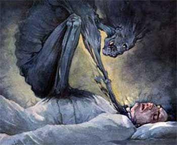 Cómo evitar la parálisis del sueño