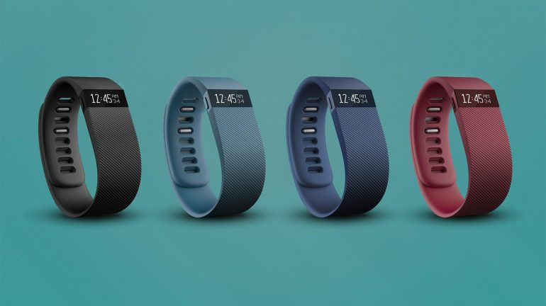 Fitbit carga impermeable
