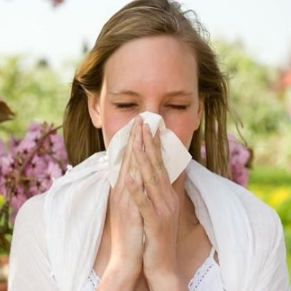 Las alergias te hacen toser