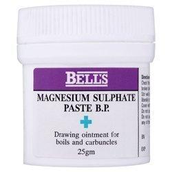 Pasta de sulfato de magnesio