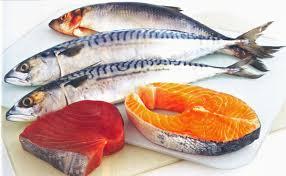 Salmón y otros pescados grasos