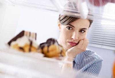 Sentirse hambriento después de comer