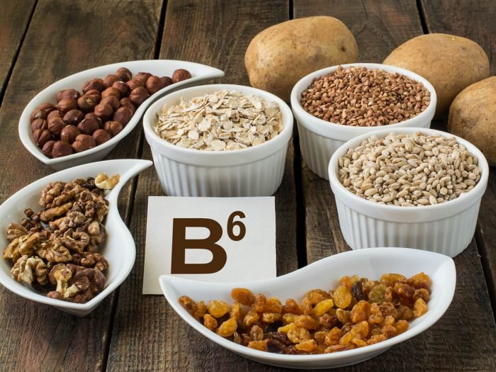 beneficios de vitamina b6