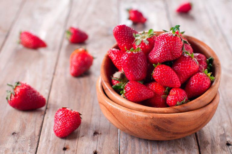 cómo saber si las fresas son malas