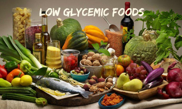 dieta baja en glucemia