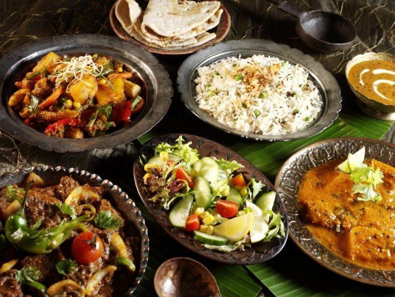 la comida india más saludable