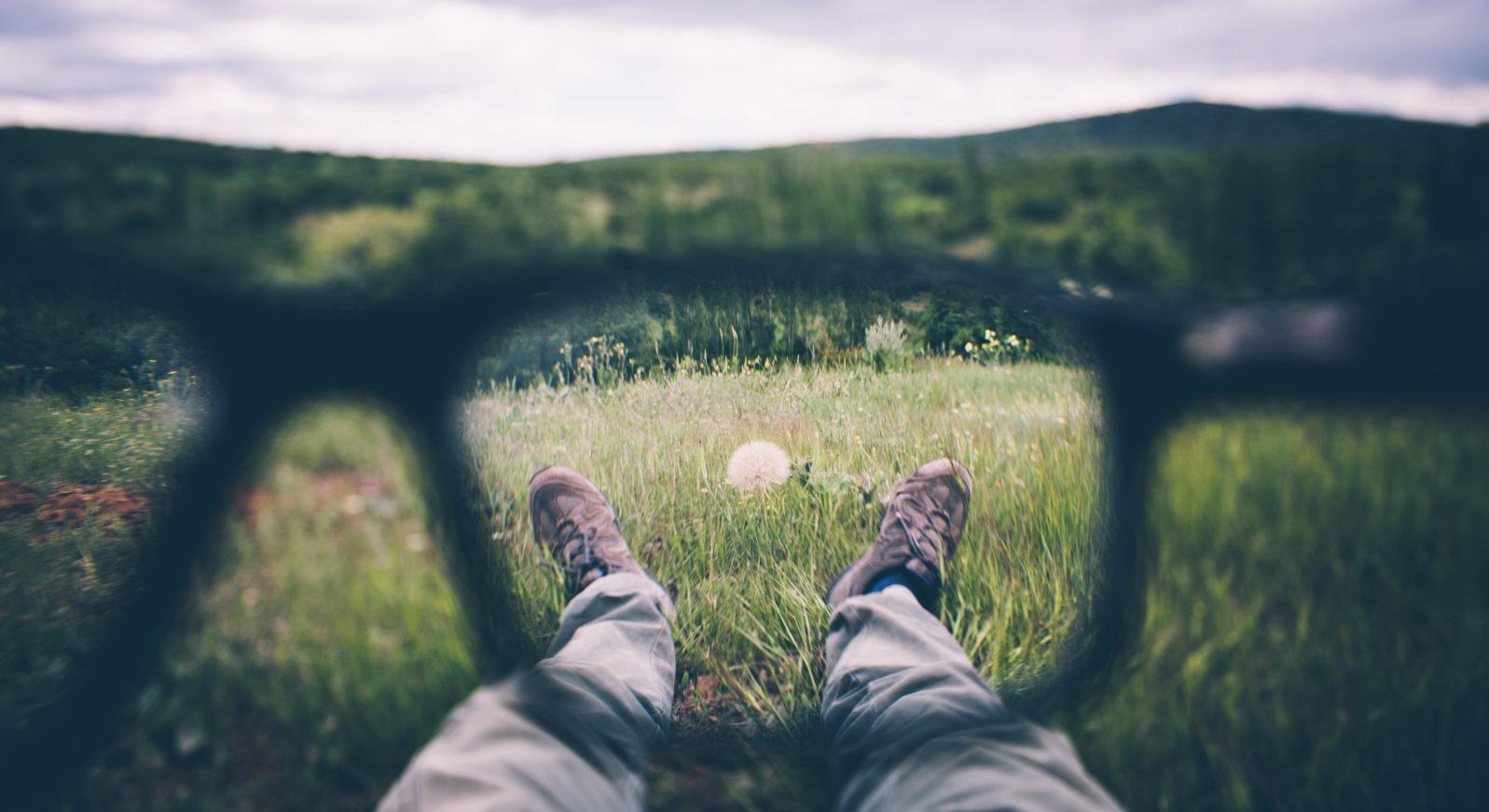 Pérdida de visión periférica